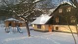 Chata Makovica v zime